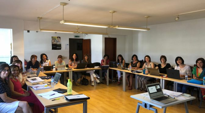 (English) MIA training in Portugal