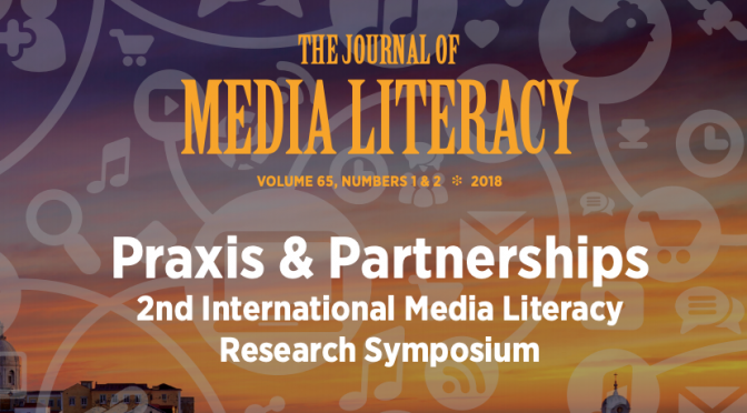 MIA in Journal of Media Literacy